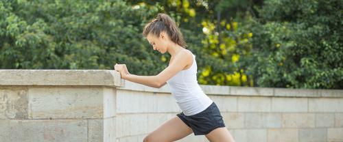 6 efficaci esercizi per l'allenamento polpacci