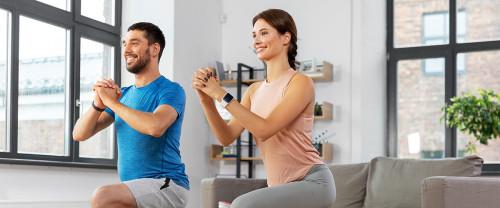 Squat bulgaro: che muscoli allena e come farlo