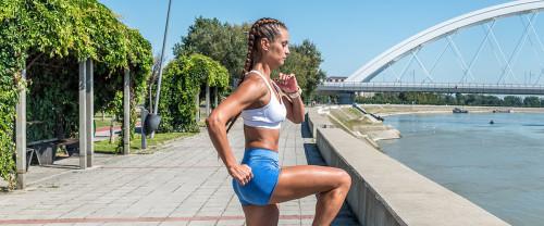 Skip: scopri l'esercizio che aiuta a riscaldare i muscoli