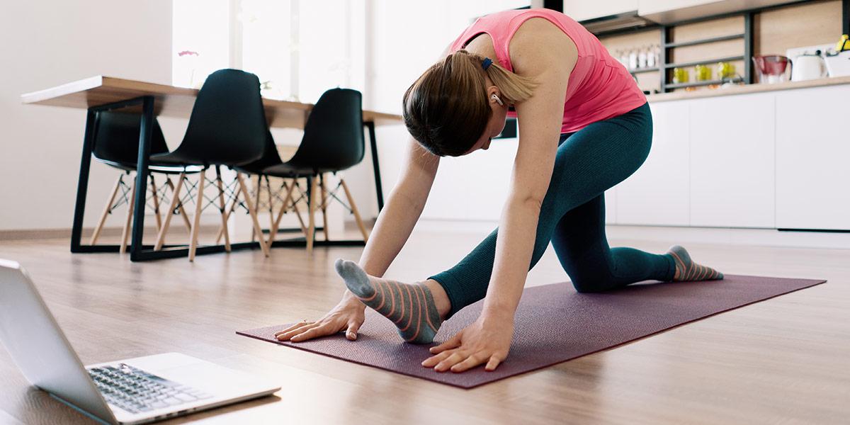Pilates a casa: come farlo e perché fa bene