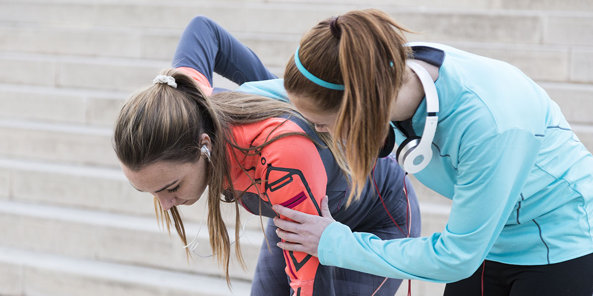 allenarsi troppo fa male
