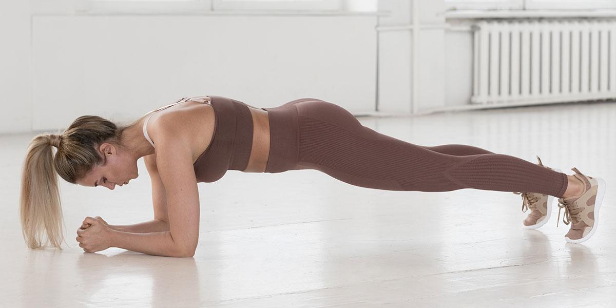 allenamento senza salti