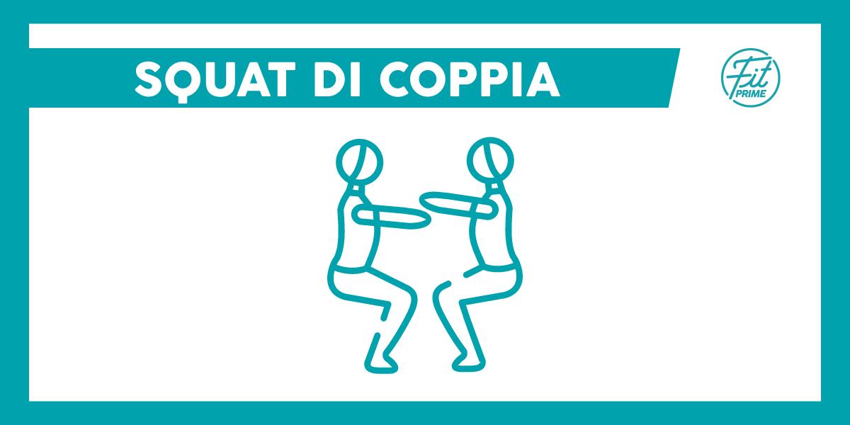 squat di coppia