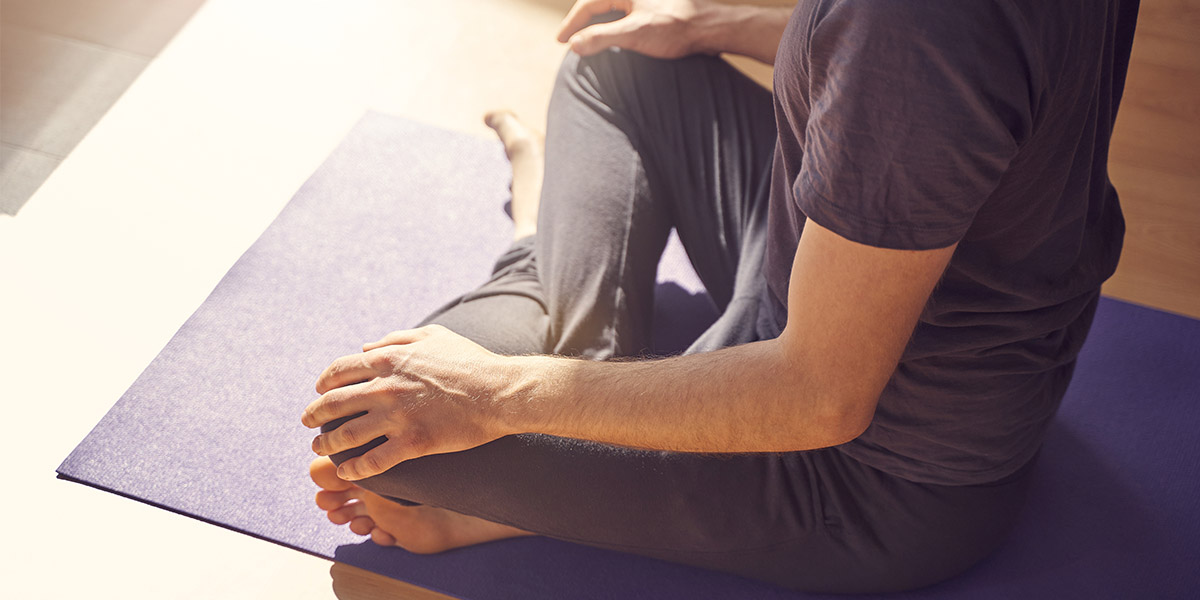 yin yoga posizioni