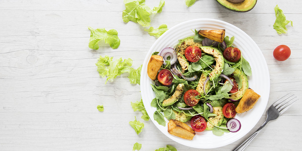 insalate ricette proteiche