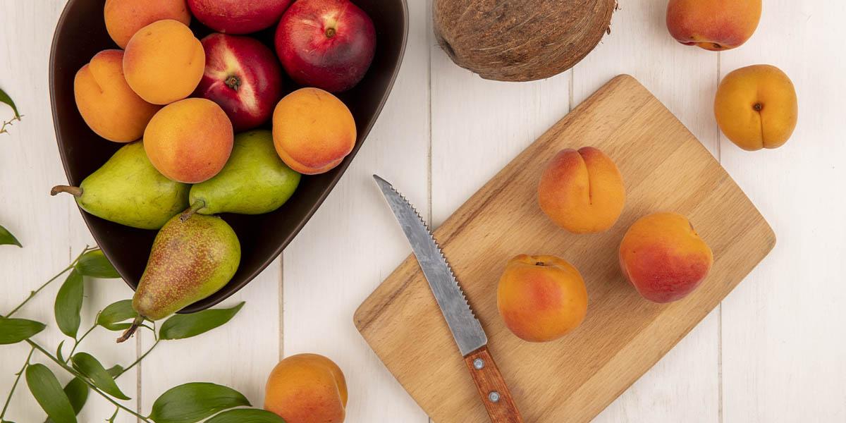 Frutta con vitamina c