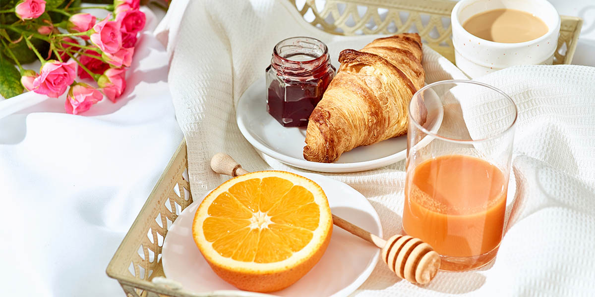 colazione sana dolce