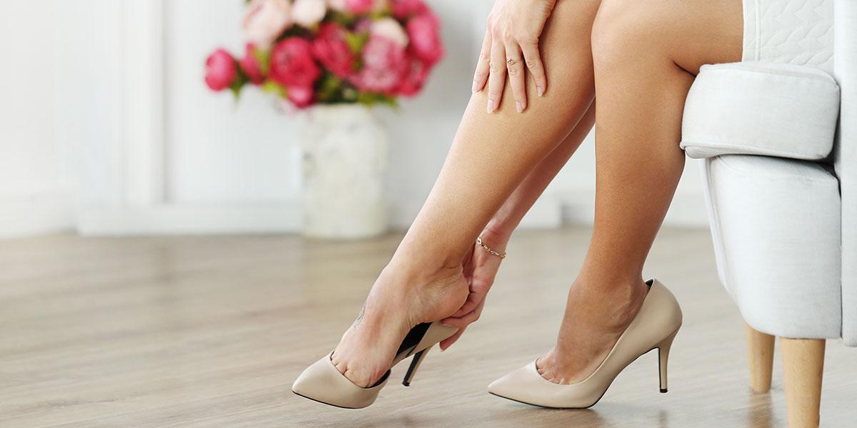 ritenzione idrica gambe